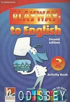 Playway to English 2. Second edition. Activity Book with CD-ROM