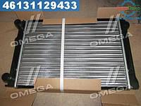 ⭐⭐⭐⭐⭐ Радиатор охлаждения двигателя VW Corrado 88- (производство  NRF) ФОЛЬКСВАГЕН,ГОЛЬФ  1,ГОЛЬФ  2,ДЖЕТТA  1,ДЖЕТТA  2,КОРРAДО,СЦИРОККО, 529505