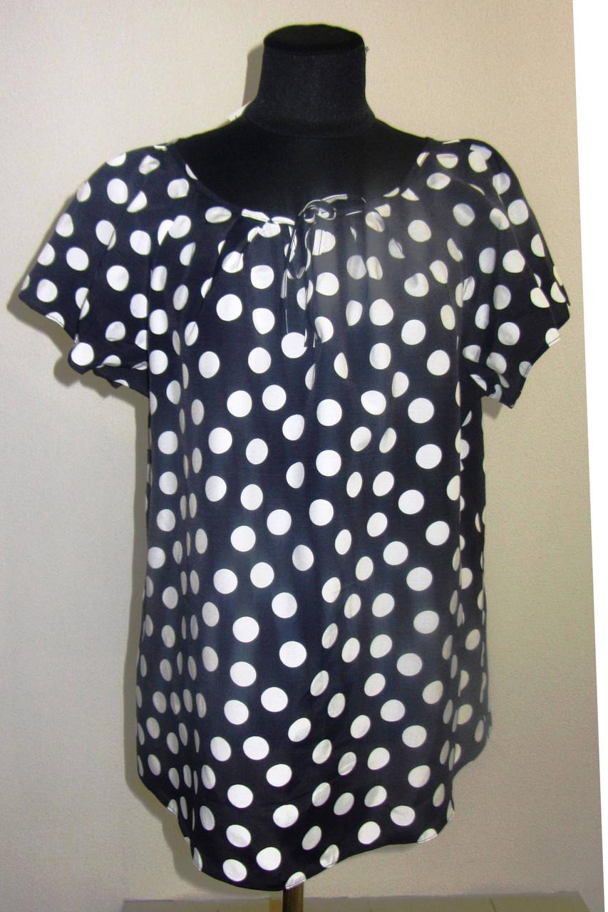 Жіночі сорочки і блузи ,тонка віскоза , холодок ,100% віскоза , 50,52,54,56, БЛ 037-6.