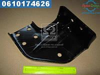 ⭐⭐⭐⭐⭐ Кронштейн ДВС задний левый ГАЗ 33104 ВАЛДАЙ нового образца (производство  ГАЗ)  33104-1001091-20