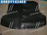 ⭐⭐⭐⭐⭐ Коврик в багажник ХОНДА Civic 4D 2006->, сед. (полиуретан)(про-во NOVLINE)  NLC.18.09.B10