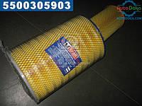⭐⭐⭐⭐⭐ Элемент фильтра воздушного ДОН 1500Б, Дон-1200, Т-150 ( двигатель ЯМЗ-238) <ТМ KRAFT> (Феникс, Украина)  KAF 250И