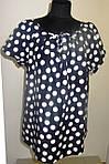 Женские рубашки +и блузы ,тонкая вискоза , холодок ,100% вискоза , 50,52,54,56, БЛ 037-6., фото 2