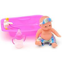 Пупс в ванночке 0812-53