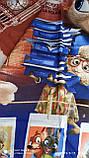 Детский комплект постельного белья Зверополис, фото 5
