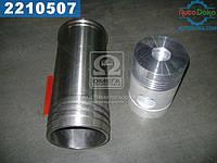 ⭐⭐⭐⭐⭐ Гильзо-комплект Д 160 (ГП+уплотнитель ) (d=145, трактор Т-130) (группа С2) (МОТОРДЕТАЛЬ)  Д160.1000101