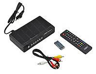 Тюнер DVB-T2 UKC HD-2058 c поддержкой wi-fi адаптера