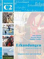 Erkundungen : Erkundungen C2 - Kurs- und Arbeitsbuch mit CD