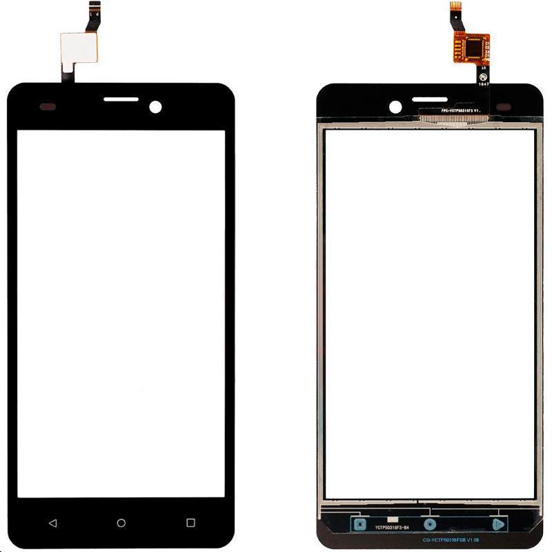 Touchscreen Prestigio Wize M3 3506 Black
