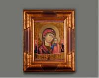 Икона Казанская для венчания