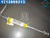 ⭐⭐⭐⭐⭐ Резонатор ВАЗ 21101 усиленный (V-1,6 до 2007г.в.) (производство  Экрис)  21101-1200020
