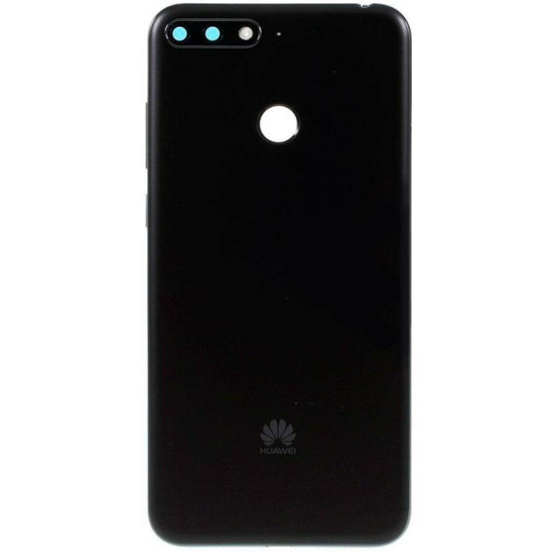 Задняя крышка Huawei Y6 (2018) Black OR