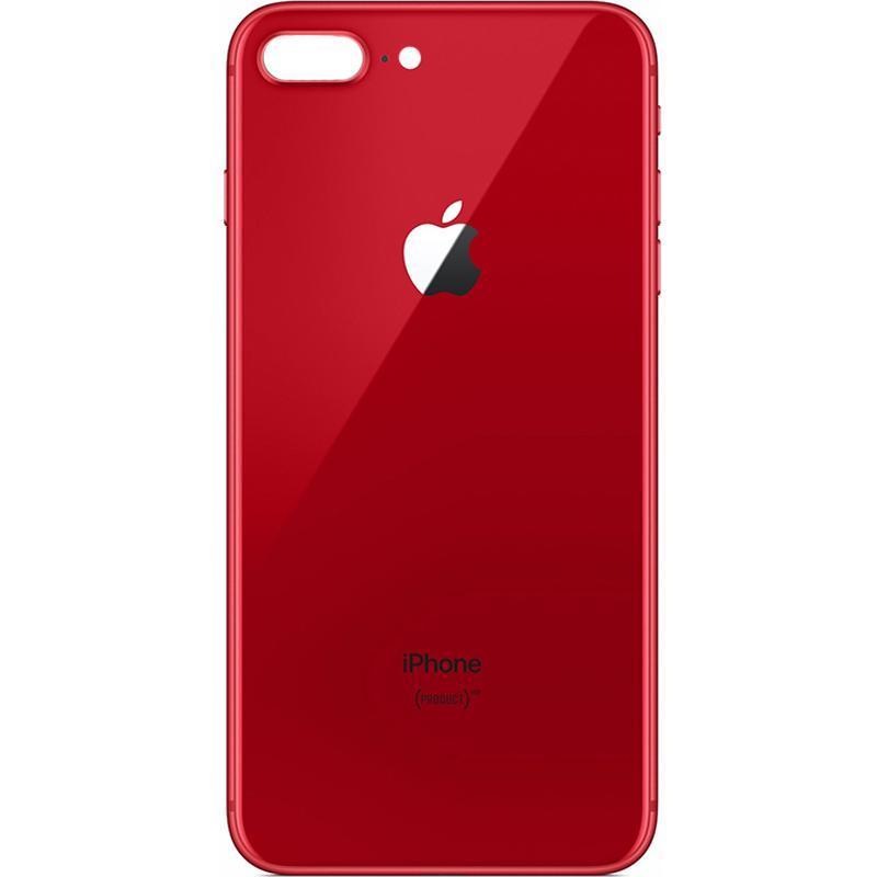 Задняя крышка iPhone 8 Plus Red HC