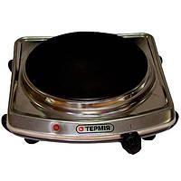 Электрическа плитка  ЭПЧ1-1,5кВт нержавеющая сталь Термия
