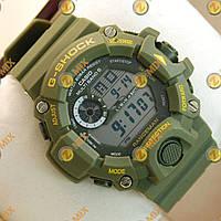 Часы Casio G-Shock GW-9400 Military/Green