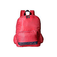 Рюкзак Nautica New Tack Zip Around Backpack Coral - Оригинал