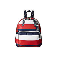Рюкзак Tommy Hilfiger Julia Double Handle Backpack Blue - Оригинал