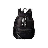 Рюкзак XOXO Nylon Backpack w/ Logo Webbing Black - Оригинал