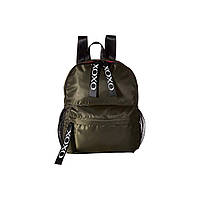Рюкзак XOXO Nylon Backpack w/ Logo Webbing Olive - Оригинал