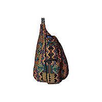 Рюкзак KAVU Mini Rope Bag Green - Оригинал