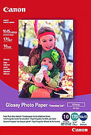 Фотобумага Canon Photo Paper Glossy глянцевый (Формат: 10x15 (101x152 mm), Плотность 170 г / м2 Количество в у