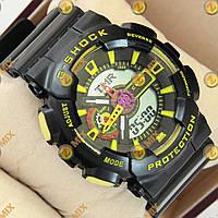 Часы G-Shock GA-110 Black-Yellow