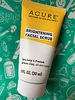 Органический скраб для кожи лица косметик Brightening Facial Scrub