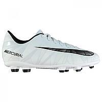 Бутсы Nike Mercurial Vortex CR7 FG rens Boots Blue/Black - Оригинал
