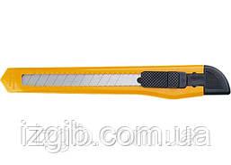 Нож SPARTA 9 мм выдвижное лезвие