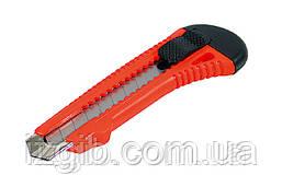 Нож с выдвижным лезвием HOUSE-TOOLS 18мм усиленный (1)