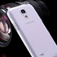 Чехол силиконовый Ультратонкий Epik для Samsung i9500 Galaxy S4 прозрачный