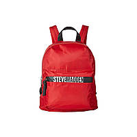 Рюкзак Steve Madden Bpack - Logo Zip Red - Оригинал
