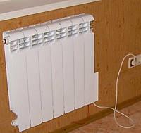 Электрорадиатор Эра 7 секций - отопление 14 кв.м