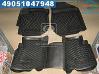 ⭐⭐⭐⭐⭐ Коврики в салон автомобиля Nissan Almera 2013-(3D)  pp-188