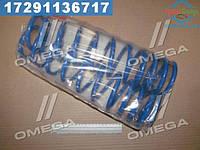 ⭐⭐⭐⭐⭐ Пружина подвески ВАЗ 2111 переменный шаг задняя в пленке (к-т 2 шт.) (про-во Фобос)  2111-2912712
