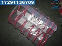 ⭐⭐⭐⭐⭐ Пружина подвески ВАЗ 2110 переменный шаг передняя в пленке (к-т 2 шт.) (про-во Фобос)  2112-2902712