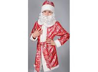 Детский карнавальный костюм Дед Мороз 342-32313391