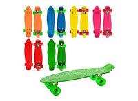 Скейт Penny board колеса полиуретан 389-18917390