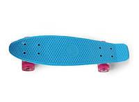 Скейт Penny board колеса ПУ светящиеся 389-18917392