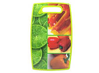Доска разделочная пластик Овощи