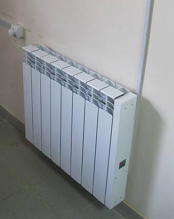 Электрорадиатор Эра 8 секций - отопление 16 кв.м, фото 2