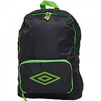 Рюкзак Umbro Packaway Diamond Logo Backpack Black Black - Оригинал