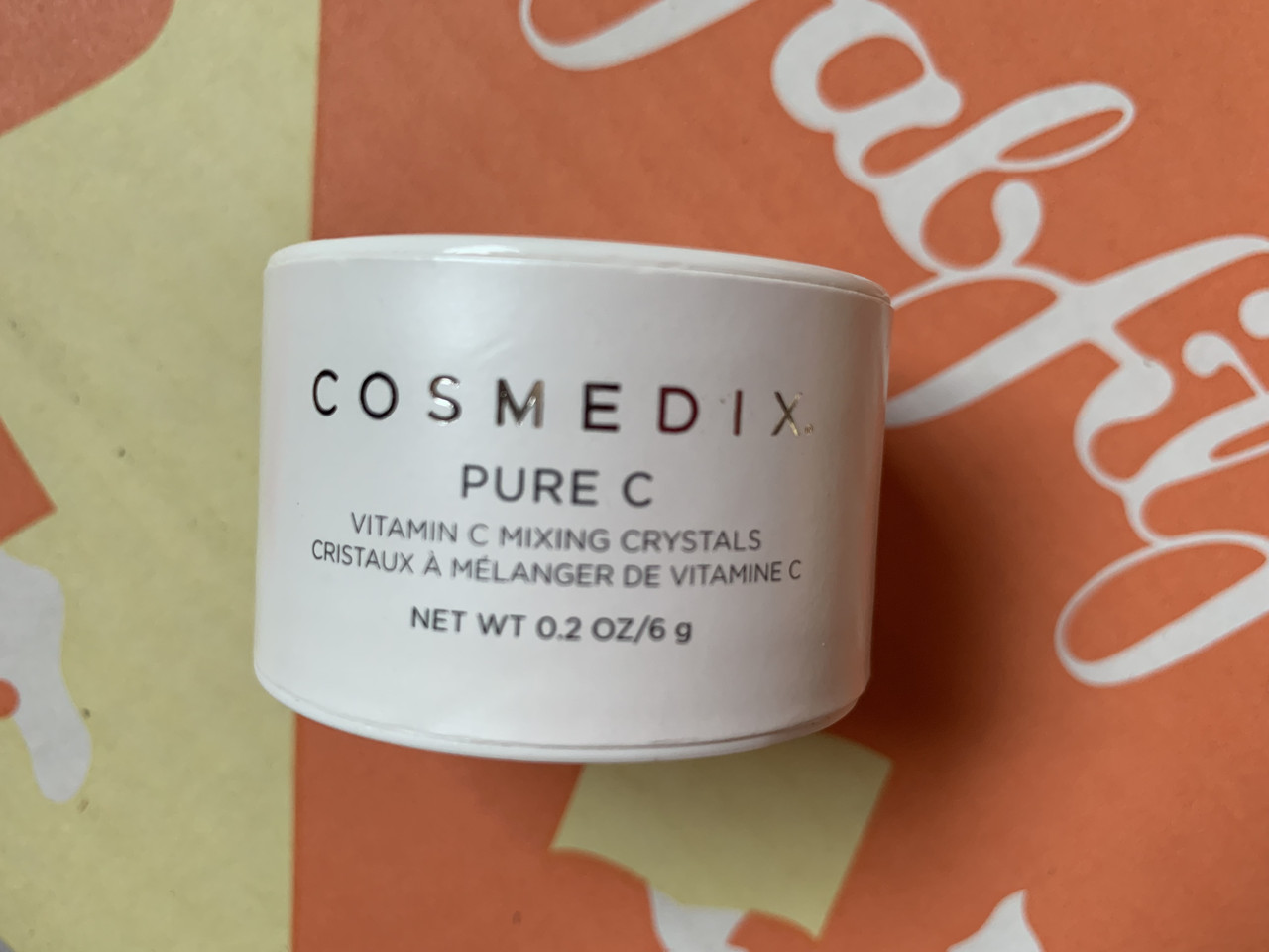 Омолаживающее средство для кожи лица COSMEDIX Pure C Vitamin C