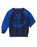 Детский свитер для мальчика 12-18, 18-24 месяца