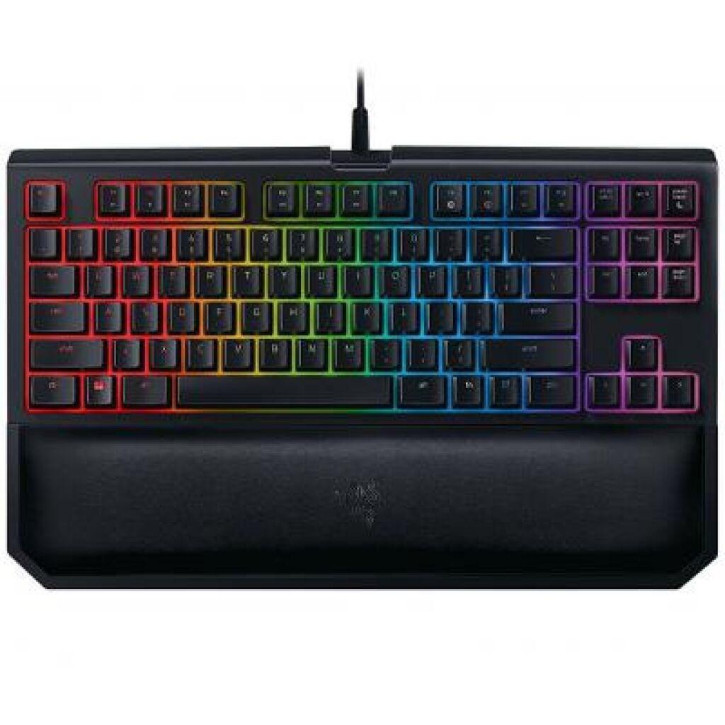 Клавиатура Razer BlackWidow TE Chroma V2, green switch (RZ03-02190100-R3M1)