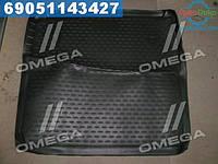⭐⭐⭐⭐⭐ Коврик в багажник БМВ X1 2009-2015 (полиуретан)(про-во NOVLINE)  NLC.05.15.B12
