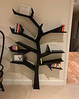 Tree Bookshelf, Полка дерево, Полка в виде дерева
