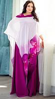 Вечернее платье длиной в пол №702