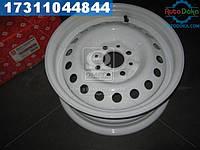 Диск колесный 13Н2х5, 0J ВАЗ 2103 белый (в упак.) (Дорожная Карта)  2103-3101015-01