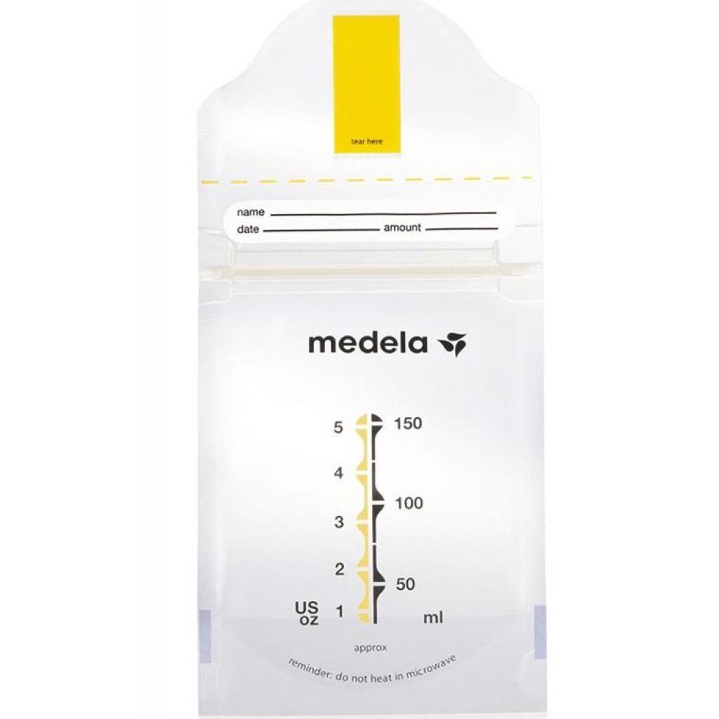 Пакет для хранения грудного молока Medela 25 шт (008.0406)